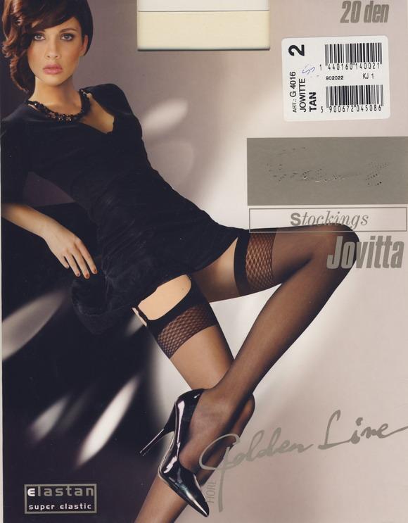 2982426fa15 Fiore JOVITTA punčochy na podvazky    Stockings