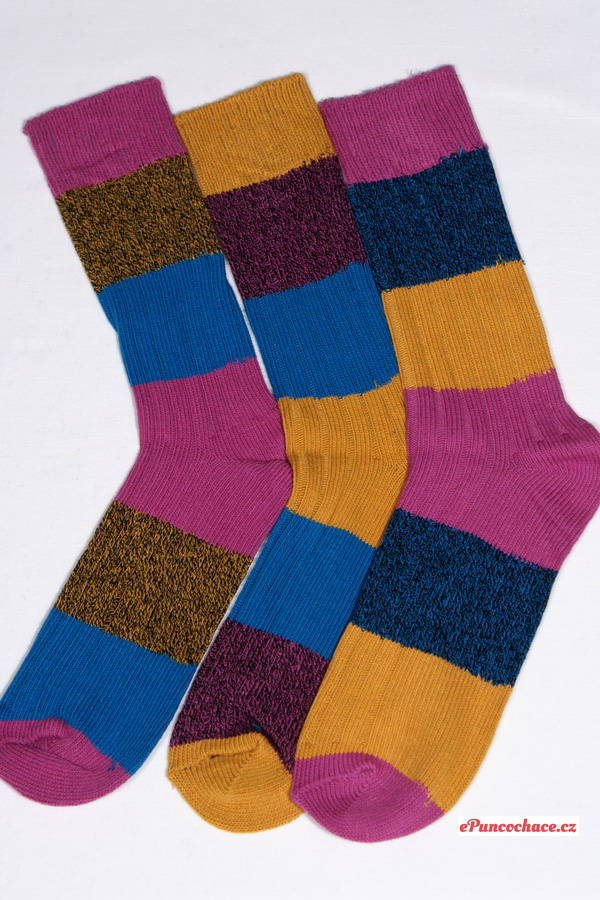 Oddsocks DANNY sada teplých pánských ponožek Oddsock  1bc8a3736d