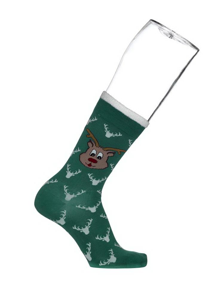 Bonnie Doon RUDOLPH pánské vánoční ponožky    Ponožky  12053c34b3
