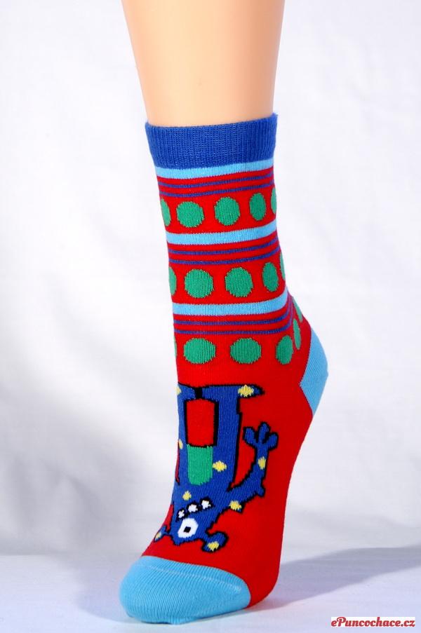 Oddsocks MONSTER sada 3 dětské ponožky Oddsocks    Ponožky  6ca25a1c0d