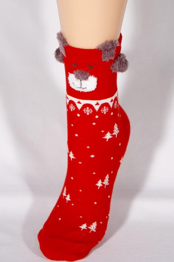 Sockswear Vánoční dámské ponožky    Ponožky  dd58bb7125