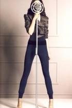 ALWAYS legíny - kalhoty s lemem Omsa