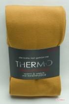 THERMO punčocháče  mikroplyš barevné