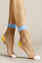 TRICOLORE silonkové ponožky