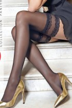 7fcbd23e2e4 Philippe Matignon SECRET luxusní punčochy samodržící    Punčochy ...