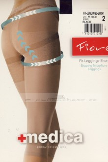 FIT-LEGGINGS SHORT tvarující legíny 3/4 - Fit-leggings-short