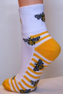 RALF cyklo ponožky VČELKA 752ee40377