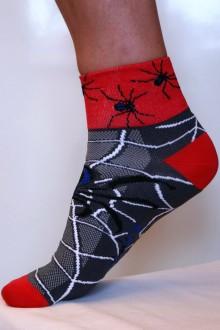 RALF cyklo ponožky PAVOUK - cyklo ponožky pavouk 88cfb47743