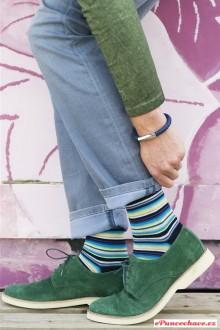 FUN Stripes pánské ponožky - Fun Stripes pánské ponožky ad07daa503