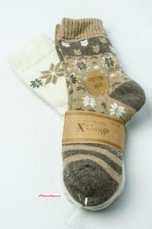 X-MASS TREE vánoční pánské ponožky. Bonnie Doon. 210 Kč. Vlněné ponožky  sada 37828 - cream 2622206ef4