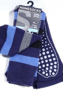 Pánské ponožky sada ABS 6255132 - modrý proužek 8589457d83