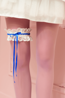 c7132d83353 AURORA lace garters